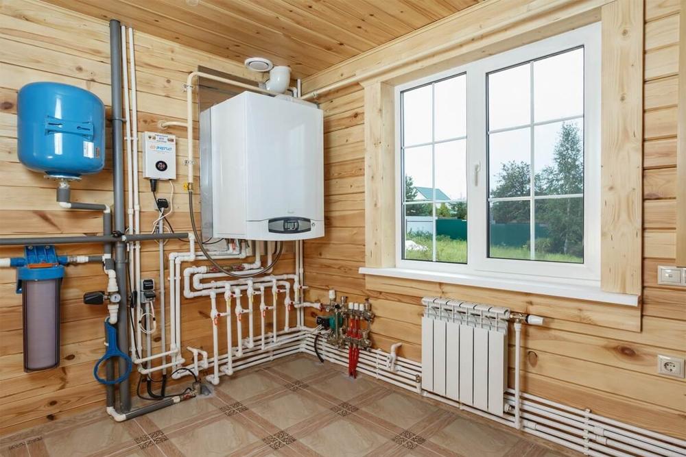 Отопление частного дома. Воздушное электрическое отопление