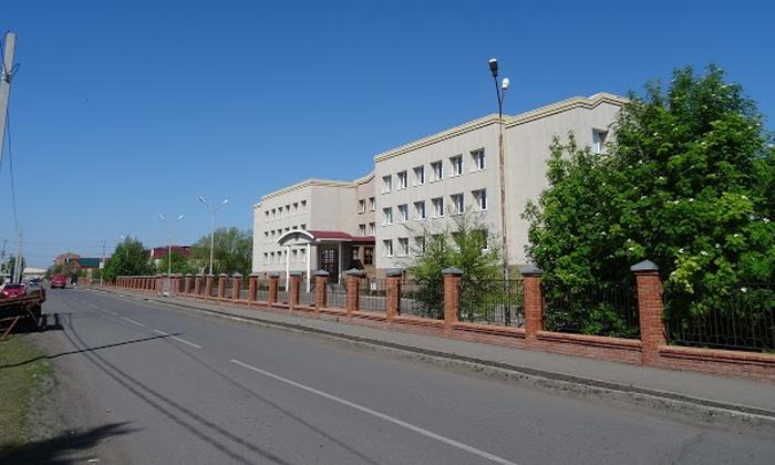 Бюджетное общеобразовательное учреждение г.Калачинска Омской области «Гимназия №1»